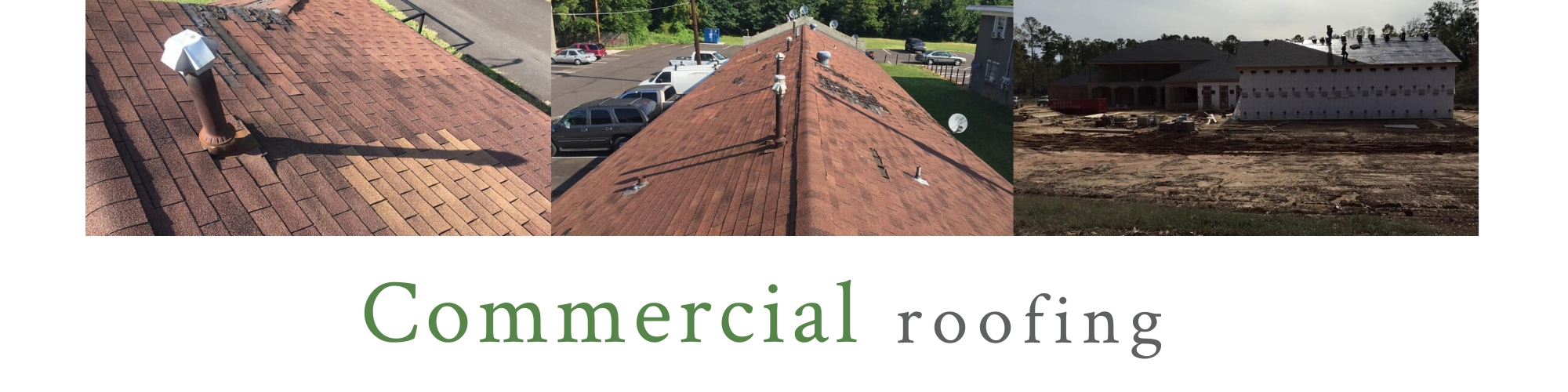 commercial roof